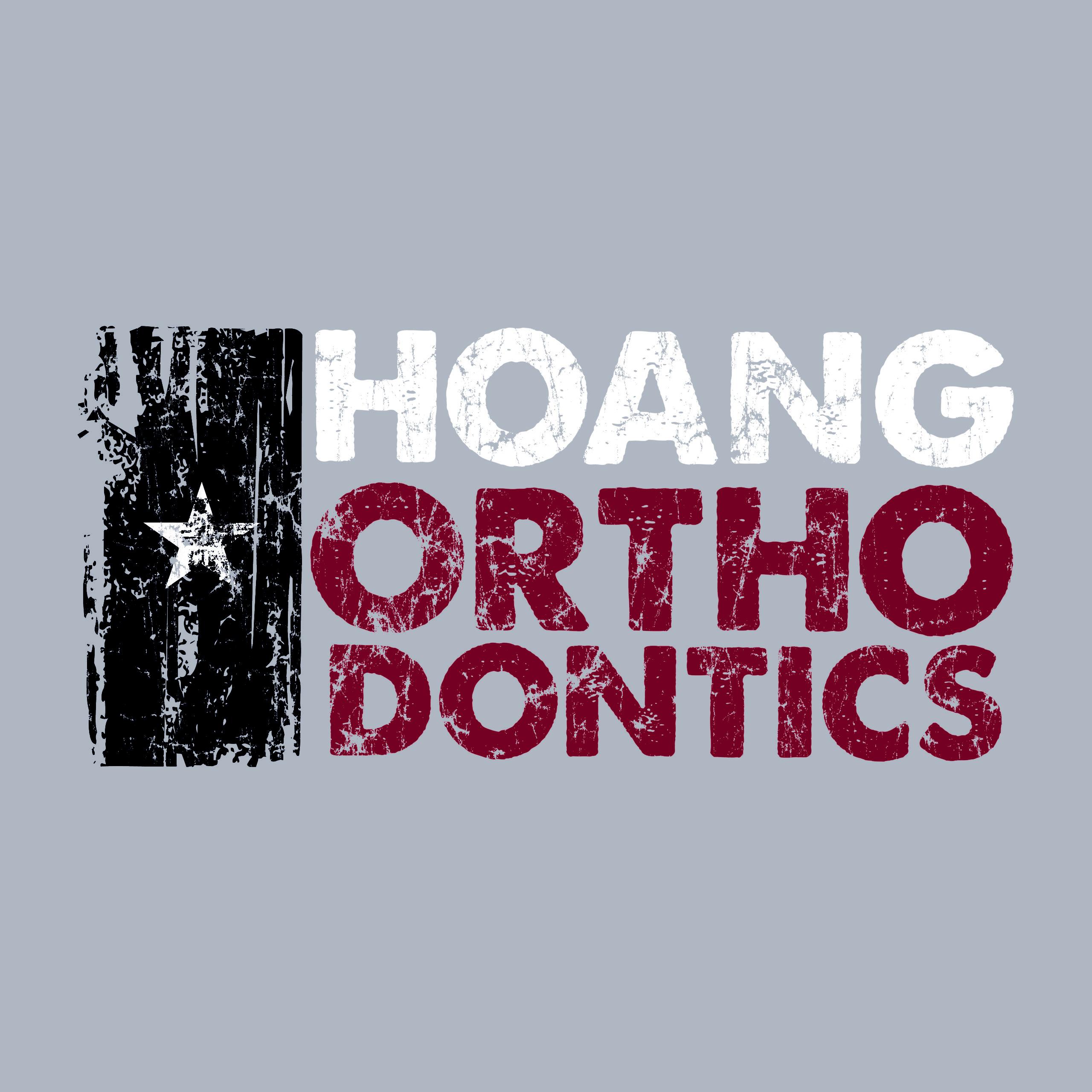 Hoang Orthodontics Logo